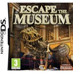 DS ESCAPE THE MUSEUM - Jeux DS au prix de 0,00€
