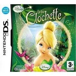 DS FEE CLOCHETTE - Jeux DS au prix de 7,95€