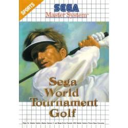 MS SEGA WORLD TOURNAMENT GOLF - Jeux Master System au prix de 39,95€