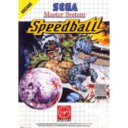 MS SPEEDBALL (SANS NOTICE) - Jeux Master System au prix de 6,95€