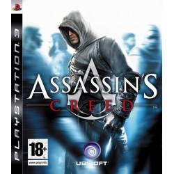 PS3 ASSASSIN S CREED - Jeux PS3 au prix de 4,95€