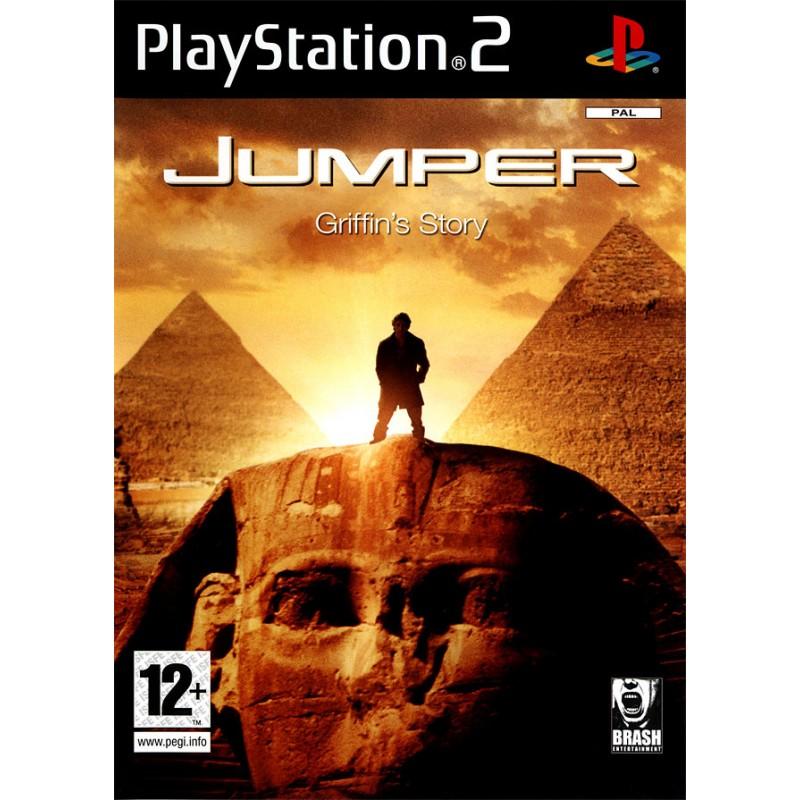 PS2 JUMPER GRIFFIN S STORY - Jeux PS2 au prix de 19,95€