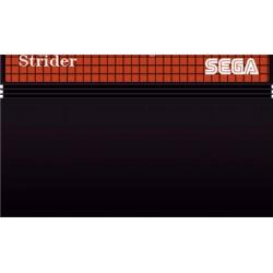 MS STRIDER (LOOSE) - Jeux Master System au prix de 0,00€