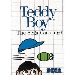 MS TEDDY BOY (SANS NOTICE) - Jeux Master System au prix de 6,95€