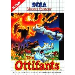 MS THE OTTIFANTS (SANS NOTICE) - Jeux Master System au prix de 9,95€