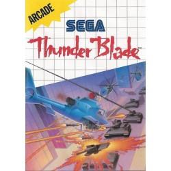 MS THUNDER BLADE (SANS NOTICE) - Jeux Master System au prix de 9,95€
