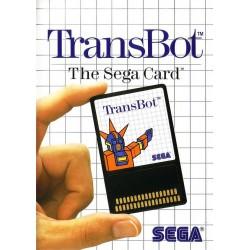 MS TRANSBOT THE SEGA CARTRIDGE (SANS NOTICE) - Jeux Master System au prix de 9,95€