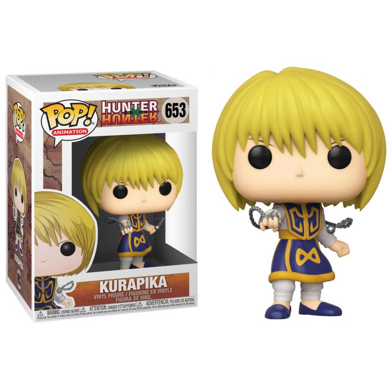POP HUNTER X HUNTER 653 KURAPIKA - Figurines POP au prix de 14,95€