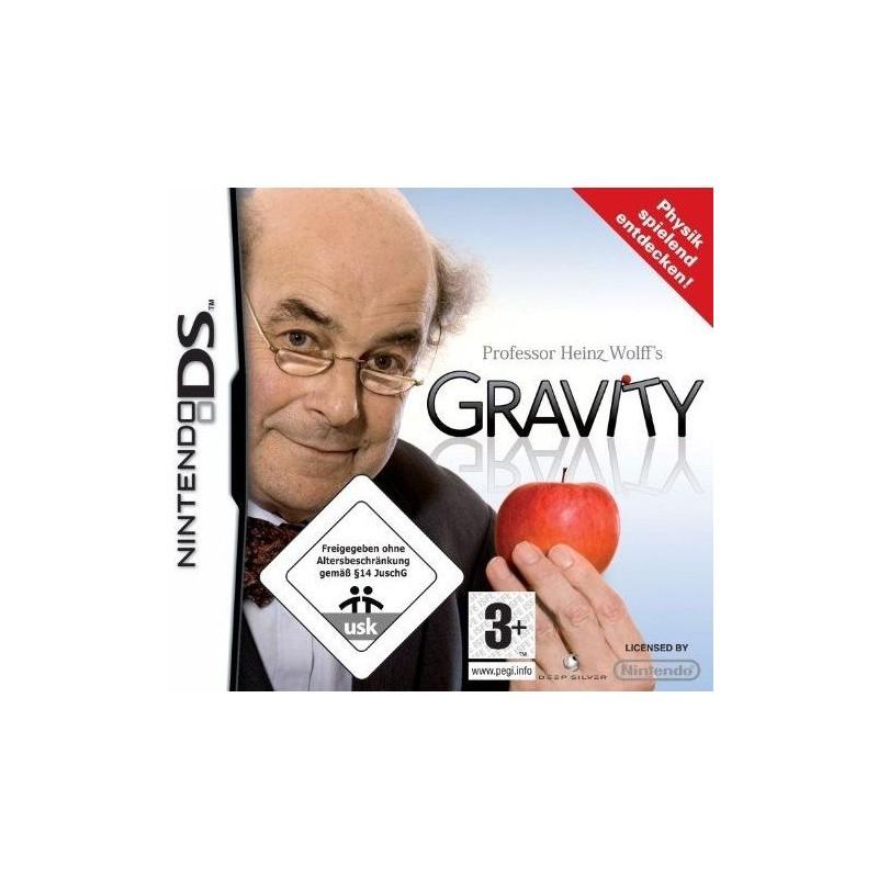 DS GRAVITY - Jeux DS au prix de 7,95€