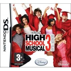 DS HIGH SCHOOL MUSICAL 3 - Jeux DS au prix de 5,95€