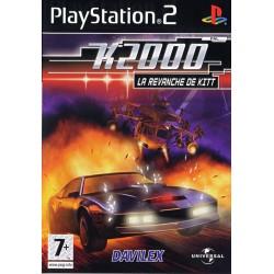 PS2 K2000 LA REVANCHE DE KITT - Jeux PS2 au prix de 9,95€