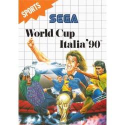 MS WORLD CUP ITALIA 90 (SANS NOTICE) - Jeux Master System au prix de 3,95€