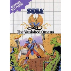 MS Y S THE VANISHED OMENS - Jeux Master System au prix de 39,95€