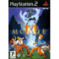 PS2 LA MOMIE DU DESSIN ANIME - Jeux PS2 au prix de 4,95€