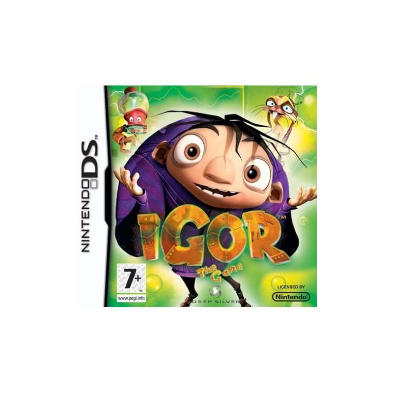 DS IGOR - Jeux DS au prix de 7,95€
