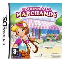 DS JOUONS A LA MARCHANDE - Jeux DS au prix de 14,95€