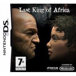 DS LAST KING OF AFRICA - Jeux DS au prix de 9,95€