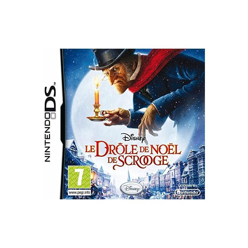 DS LE DROLE DE NOEL DE SCROOGE - Jeux DS au prix de 9,95€