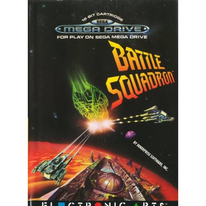 MD BATTLE SQUADRON - Jeux Mega Drive au prix de 6,95€