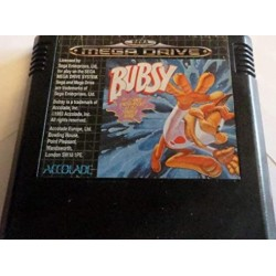 MD BUBSY IN CLAWS ENCOUNTERS OF THE FURRED KIND (LOOSE) - Jeux Mega Drive au prix de 9,95€