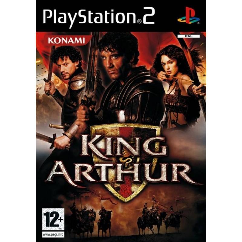 PS2 LE ROI ARTHUR - Jeux PS2 au prix de 4,95€