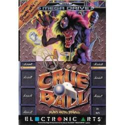 MD CRUE BALL - Jeux Mega Drive au prix de 6,95€