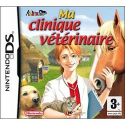 DS MA CLINIQUE VETERINAIRE - Jeux DS au prix de 5,95€