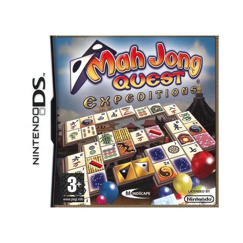 DS MAHJONG QUEST - Jeux DS au prix de 0,00€
