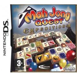 DS MAHJONG QUEST EXPEDITIONS - Jeux DS au prix de 14,95€
