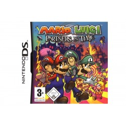 DS MARIO ET LUIGI PARTNERS IN TIME (SANS NOTICE) - Jeux DS au prix de 9,95€