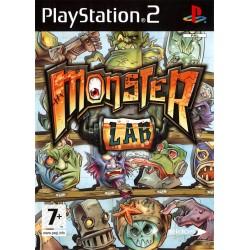 PS2 MONSTER LAB - Jeux PS2 au prix de 3,95€