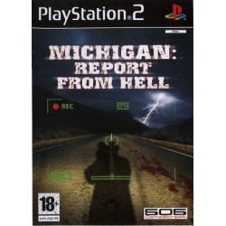 PS2 MICHIGAN REPORT FROM HELL - Jeux PS2 au prix de 17,95€