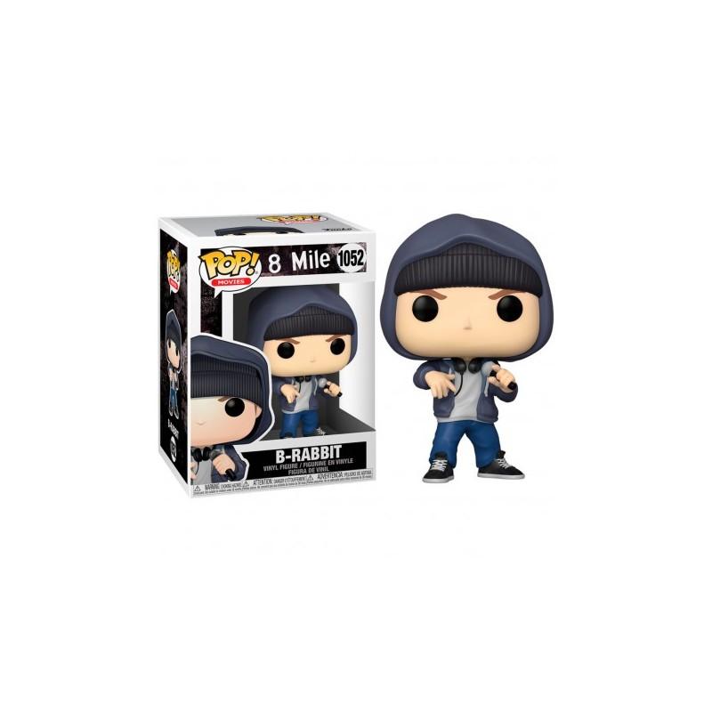 POP 8 MILE 1052 B-RABBIT - Figurines POP au prix de 14,95€