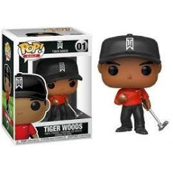 POP GOLF 01 TIGER WOODS - Figurines POP au prix de 14,95€
