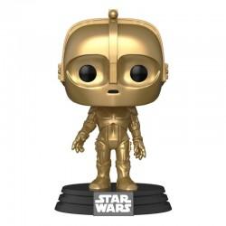 POP STAR WARS 423 C3PO CONCEPT - Figurines POP au prix de 14,95€