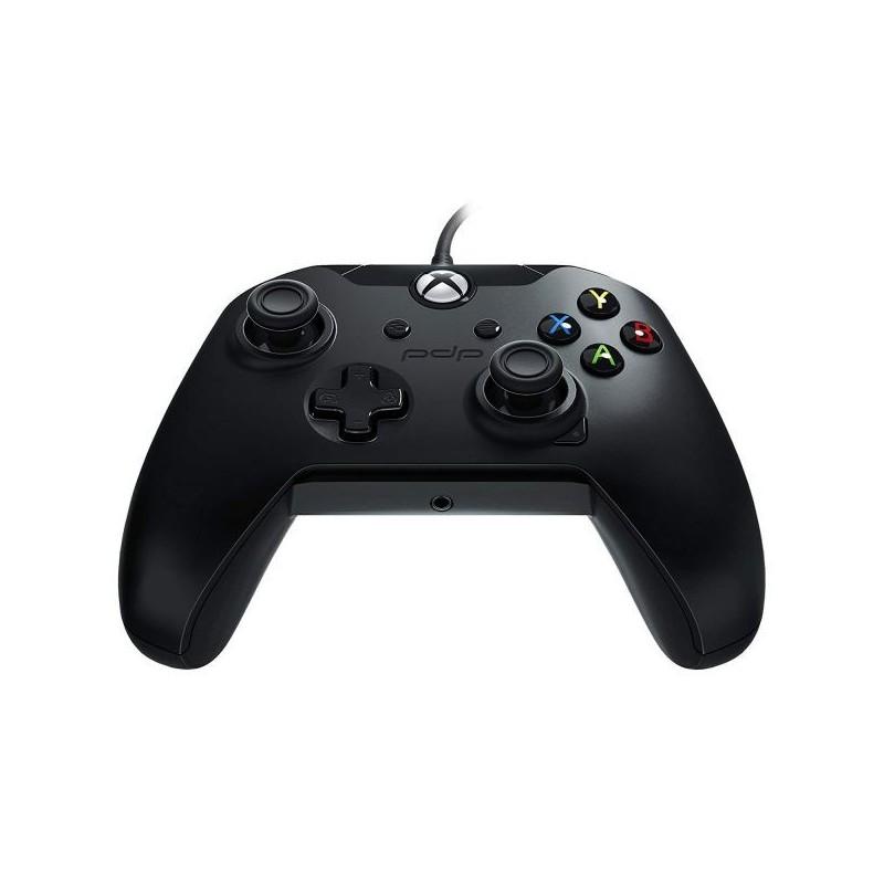 MANETTE FILAIRE XONE PC NOIR CORBEAU PDP - Accessoires Xbox One au prix de 34,95€