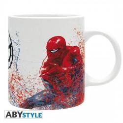 MUG MARVEL SPIDERMAN VS VENOM 320ML - Mugs au prix de 9,95€