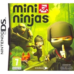 DS MINI NINJAS - Jeux DS au prix de 9,95€