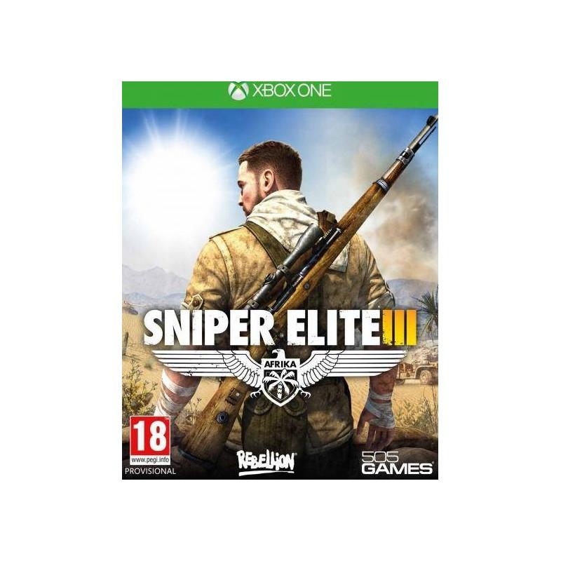 XONE SNIPER ELITE 3 OCC - Jeux Xbox One au prix de 17,95€