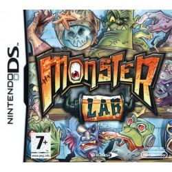 DS MONSTER LAB - Jeux DS au prix de 6,95€