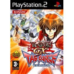 PS2 YU GI OH GX TAG FORCE EVOLUTION - Jeux PS2 au prix de 12,95€