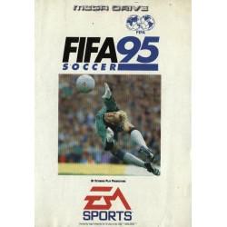 MD FIFA SOCCER 95 - Jeux Mega Drive au prix de 1,95€