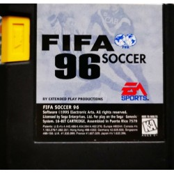 MD FIFA SOCCER 96 (LOOSE) - Jeux Mega Drive au prix de 2,95€