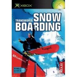 XB TRANSWORLD SNOWBOARDING - Jeux Xbox au prix de 5,95€
