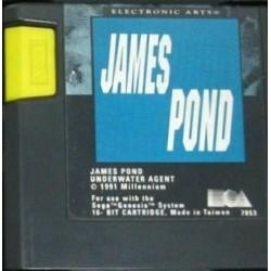 MD JAMES POND (LOOSE) - Jeux Mega Drive au prix de 4,95€