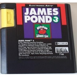 MD JAMES POND 3 (LOOSE) - Jeux Mega Drive au prix de 4,95€