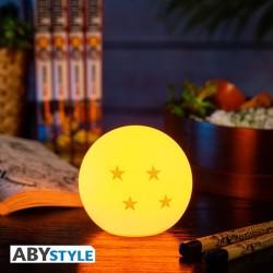 LAMPE DRAGON BALL Z MINI BOULE DE CRISTAL 8CM - Lampes Décor au prix de 14,95€