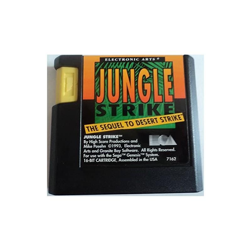 MD JUNGLE STRIKE (LOOSE) - Jeux Mega Drive au prix de 4,95€