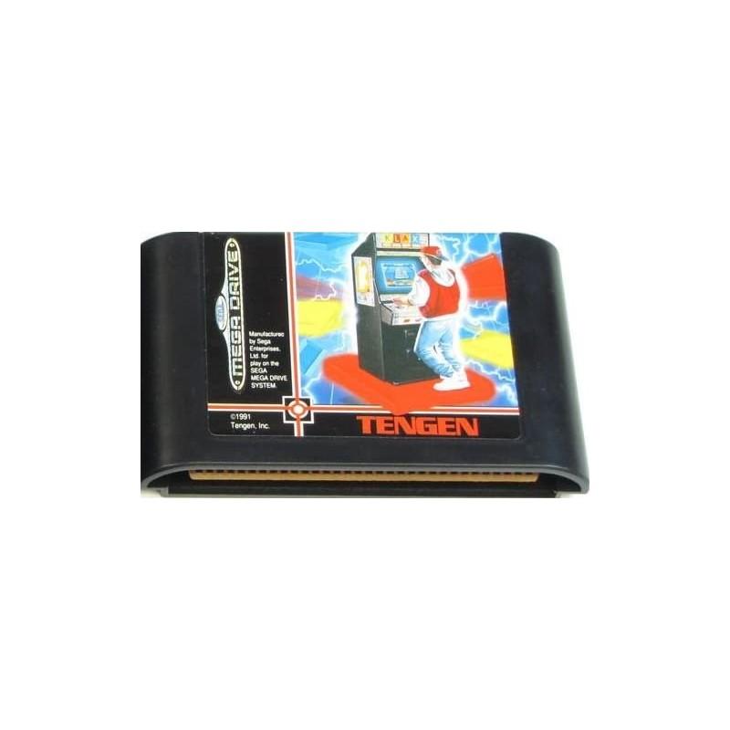 MD KLAX (LOOSE) - Jeux Mega Drive au prix de 0,00€