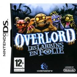 DS OVERLORD LES LARBINS EN FOLIE - Jeux DS au prix de 7,95€